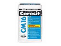 Ceresit CM 16 fleksibilno lepilo za keramične ploščice,tudi za ploščica na ploščico 5kg