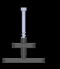 KOMPLET ZA TERASNE OBLOGE HECO (1/30 - cca 2m2)