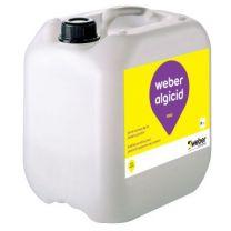 Algicid (odstranjevalec alg) 10 kg Weber
