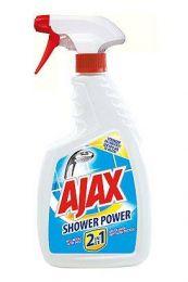ČISTILO AJAX ZA SHOWER POWER 600 ML (za kopalnice)