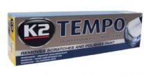 Polirna pasta K2 TEMPO  polirno sredstvo za poliranje vozil  24 kos/karton