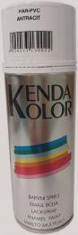 Sprej barva za plastiko, antracit, Kenda 400ml