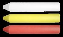 Kreda za les 3 barve 13x85 mm TOPEX