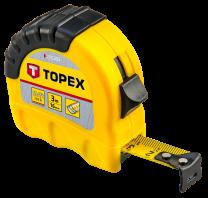 METER  3m/16mm PVC/gumi TOPEX
