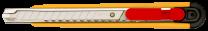 Nož olfa 9 mm s kovinslim vodilom - 17B109 TOPEX
