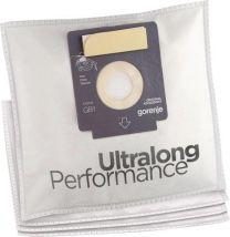 VREČKA ZA SESALEC MIKOFILTER ULTRALONG PERFORMANCE GB1MBUP (3-PLASTNE)  GORENJE 1600-220W