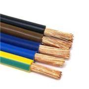 Žica mehkožilna PF 0.75 PVC Rjava Eventus