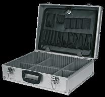 Kovček za orodje ALU 45x15x32 cmTOPEX