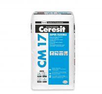 Ceresit CM 17 izredno fleksibilno lepilo za ploščice 25kg 48 kos/paleto
