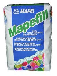 Mapefill  tekoča ekspanzijska malte za podlivanje in sidranje 25kg