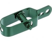 Napenjalec žice z vijakom plast. zelen 2/100 Gah.