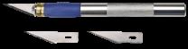 NOŽ OLFA 155mm PRECIZNI S TREMI REZILI - 17B703 TOPEX