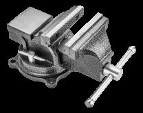 Primež paralelni 125mm vrtljiv - 07A212 TOPEX