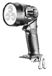 Svetilka AKU 18V, Li-ion ENERGY+ brez baterije - 58G007 Graphite