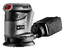 BRUSILNIK EXCENTRIČNI 125mm AKU 18V Li-ion ENERGY+  brez baterije - 58G014 Graphite