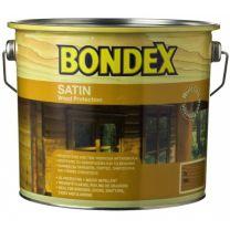 Barva za les Satin Brezbarvni 5l Bondex