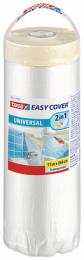 Folija prekrivna in zaščitni trak 2 v 1 EASY COVER Tesa Universal 15m : 2600mm
