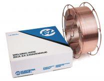 ŽICA VARILNA EZ-SG2 1.0mm o/o (kovinski kolut 15kg/paleta 1125kg) (Cena za kg)