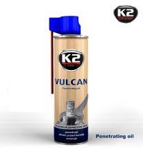 Sprej odvijač K2 Vulcan 500 ml (za odstranjevanje rje)