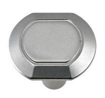 Gumb pocinkan kromiran D22mm art. 9207857