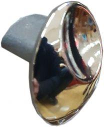 Gumb pocinkan kromiran D32mm art. 9207862