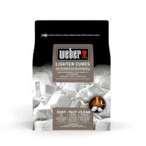 Žar dodatki - kocke za prižiganje, Weber