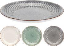 Krožnik  stoneware 26cm    (