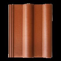 Strešnik dvovani Briljant 1/1 bakreno rdeč 10kos/m2, Golob