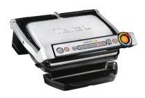Žar kontaktni, Optigrill+  (za peko steak-ov) aluminij TEFAL