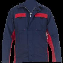 """Delovna jakna BASIC """" L """", modra"""