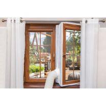 Komplet za tesnenje oken ( klimatske naprave-prenosne) 400 x 38 cm, Top.
