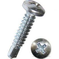 VIJAK SAMOVRTALNI 3,9X16 DIN 7504 N Zn (cilinder glava)