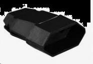SPOJKA ploščata 230V SP-01 črna TRITECH