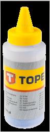 Kreda označevalna modra 115 g TOPEX