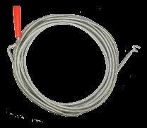 Vrvica za kanalizacijo 10 mm/5 m TOP TOOLS
