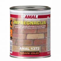 IMPREGNACIJA MAT SILIKONSKA AMAL 0,75 L naravni izgled