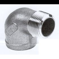 "KOLENO INOX  Z/N   3/4"" DN20 art.92  RM  , AISI 316"