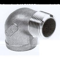 "KOLENO INOX  Z/N   1"" DN25  art.92 , AISI 316 , RM"