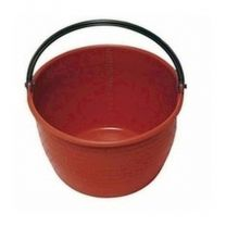 Košara okrogla 20L PVC