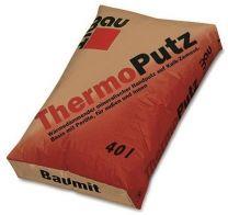 Omet notranji in zunanji ThermoPutz 40l Baumit pakirano 55 vreč/paleta