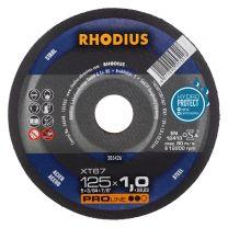 REZALKA 125x1.0x22.23 Fe XT 67, PRO - RHODIUS 50/karton