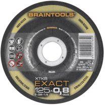 REZALKA 115x0.8x22.23 Fe/Inox XTK 8, EXACT - RHODIUS 50/karton