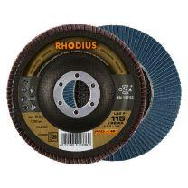 BRUS LAMELNI 115x22.23 Fe/Inox gr.120 LSZ F1, PRO - RHODIUS 10/karton