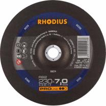 BRUSILKA 125x 4.0x22.23 Fe RS 2, PRO - RHODIUS 25/karton