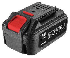 Baterija 18V, LI-ON 4.0Ah Graphite