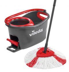 Komplet za čiščenje tal torbo mop