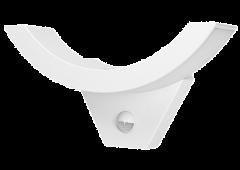 Svetilka LED SPINEL OR-OP-6119WLPMR4 s senzorjem 10W 800lm 4000K BELA IP54
