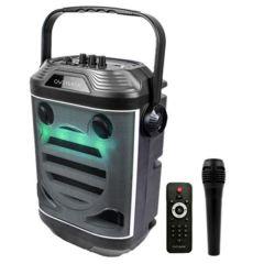 ZVOČNIK KARAOKE IDOL 3.5; BT/USB/SD + mikrofon