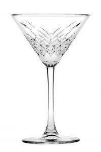 Kozarec za martini PAS.TIMELESS set 4/1 Al.