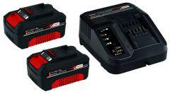 Polnilec in baterije (SET) EINHELL 36V, 2X3.0Ah